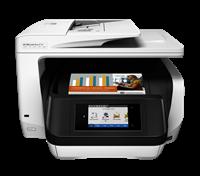 Imprimante Multifonctions HP Officejet Pro 8730