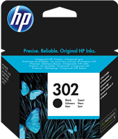 Cartouche d'encre HP 302